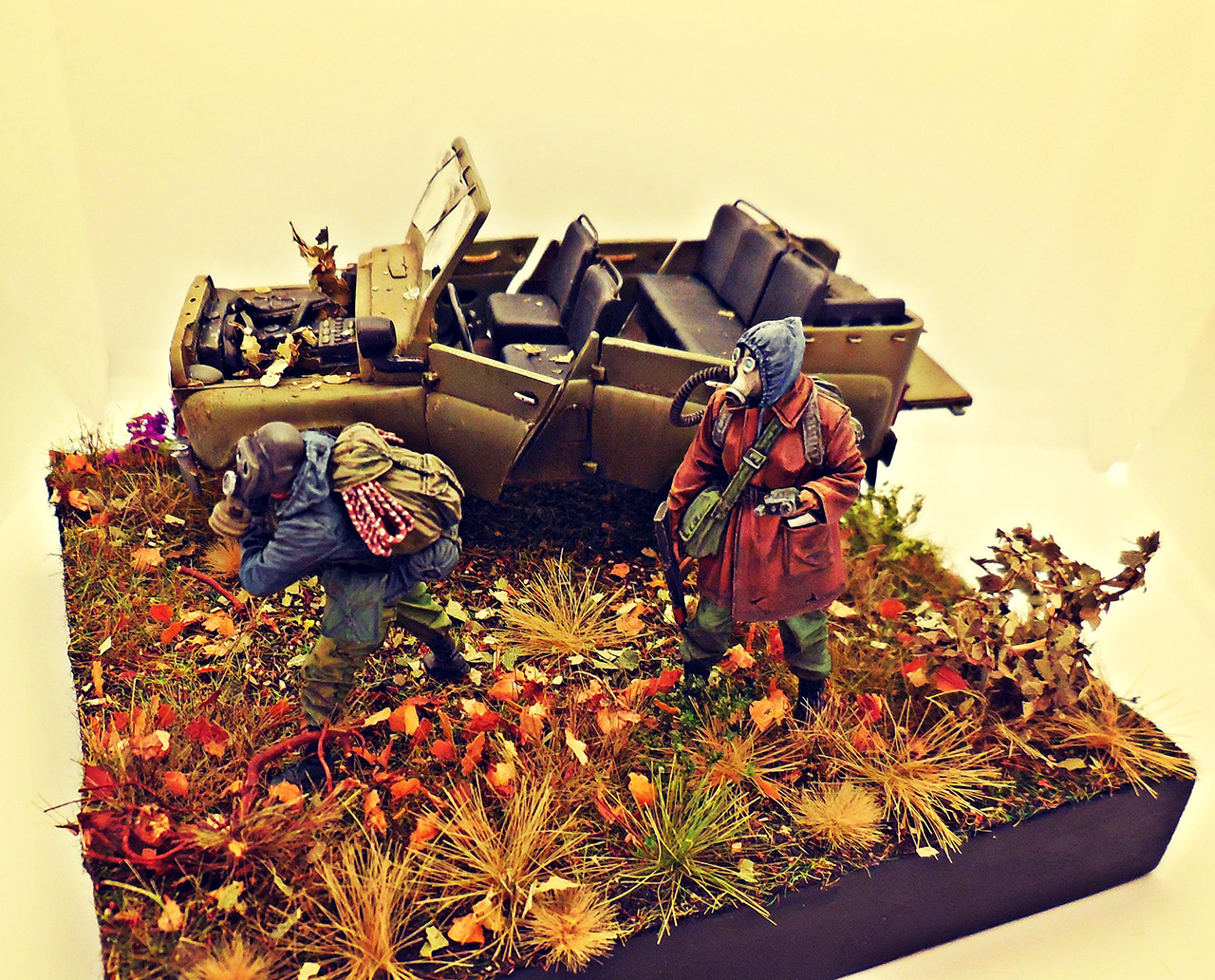 Dioramas and Vignettes: Postapocalypse, photo #3