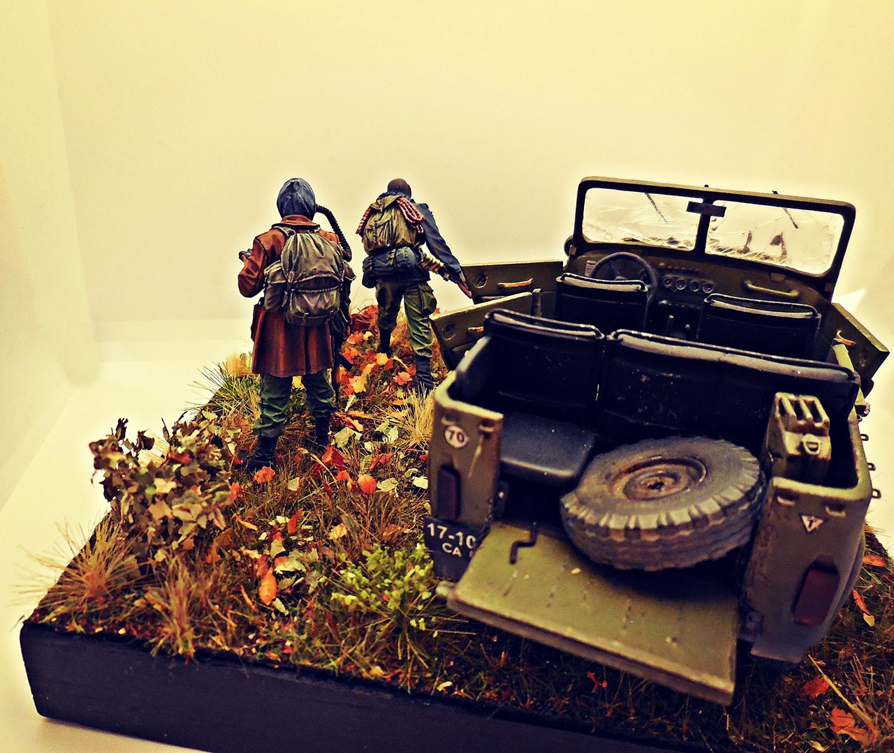 Dioramas and Vignettes: Postapocalypse, photo #4