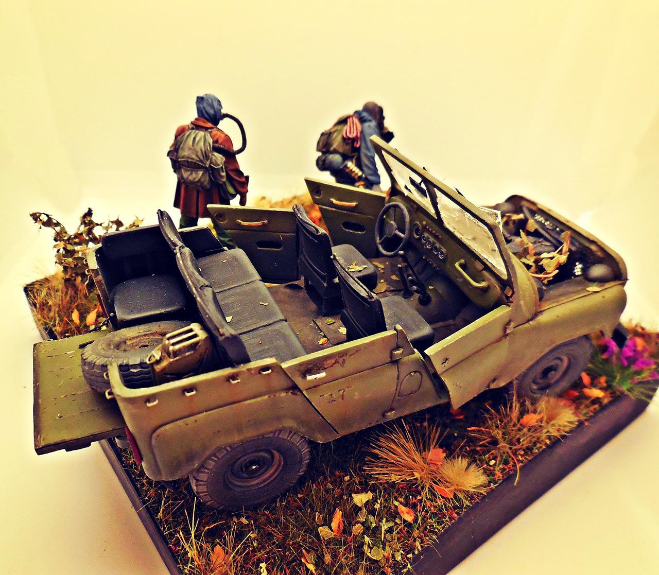 Dioramas and Vignettes: Postapocalypse, photo #5