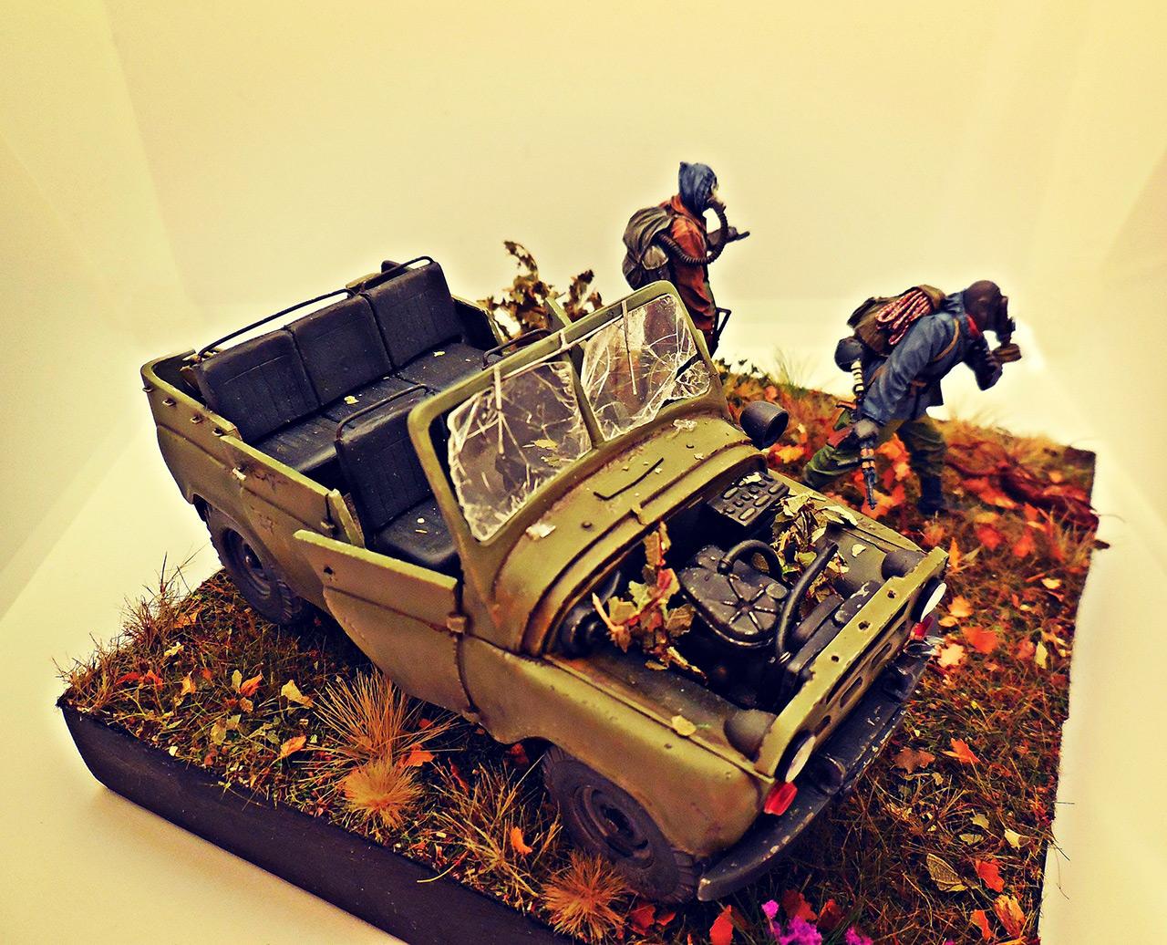 Dioramas and Vignettes: Postapocalypse, photo #7