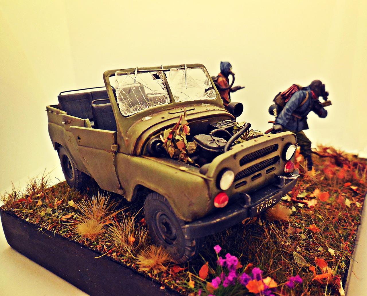 Dioramas and Vignettes: Postapocalypse, photo #8