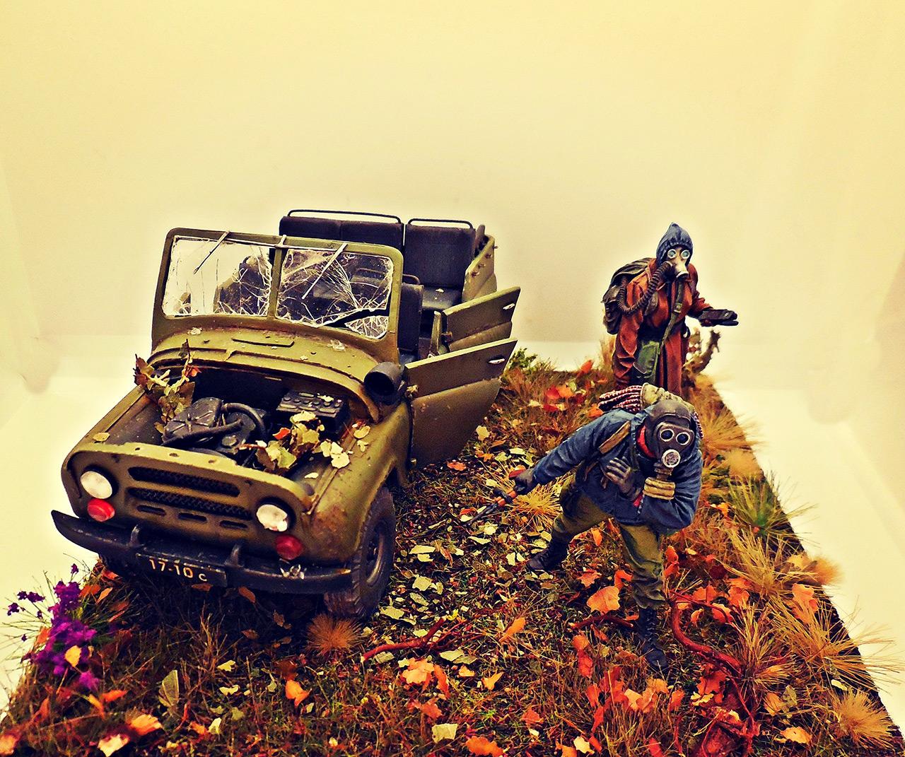 Dioramas and Vignettes: Postapocalypse, photo #9