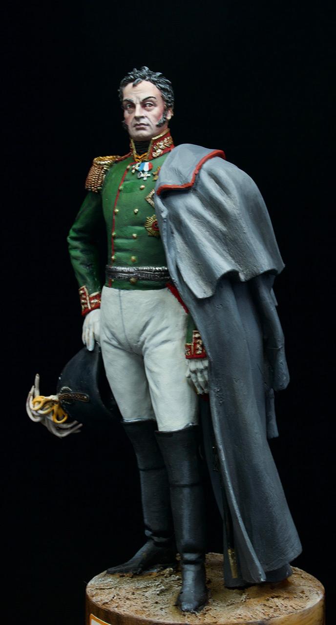 Figures: General N.N.Raevskiy, photo #12