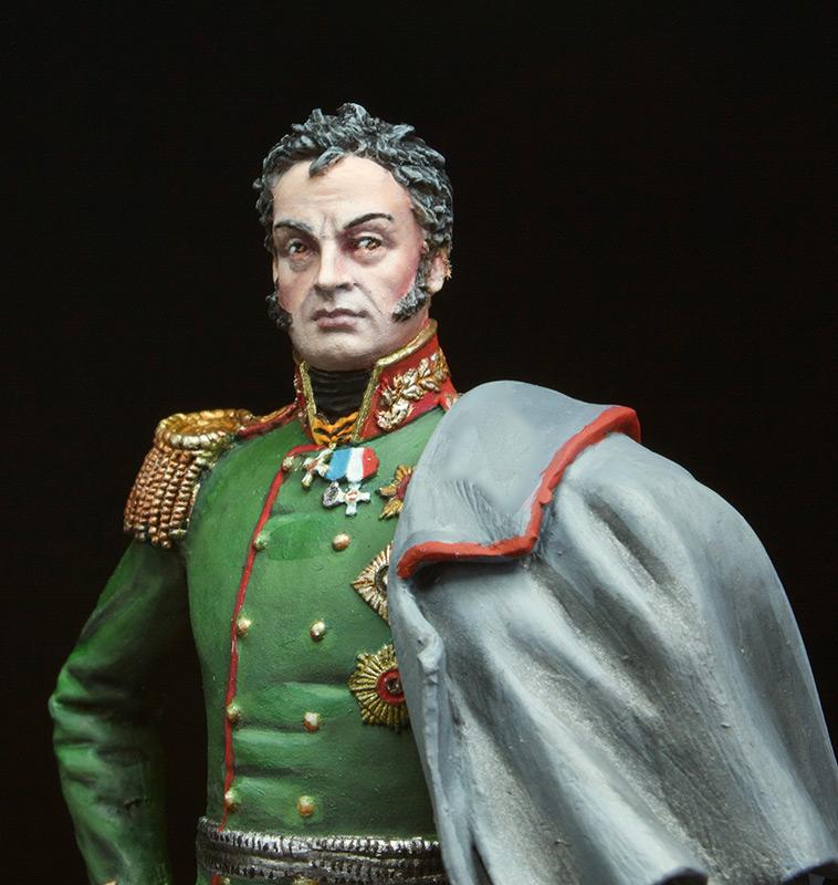 Figures: General N.N.Raevskiy, photo #19