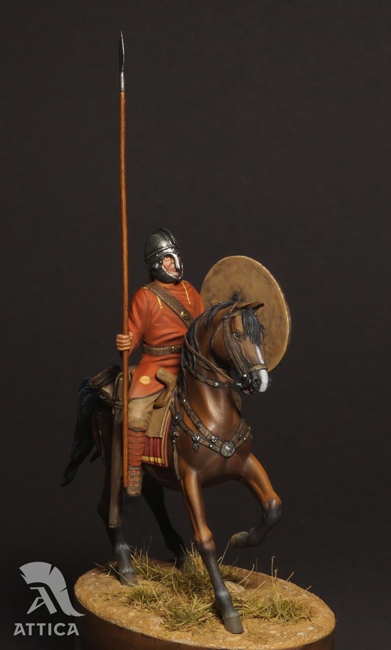Figures: Roman cavalry, 4 AD, photo #3
