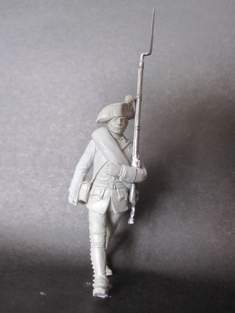 Sculpture: Musketeer, 1758, photo #2
