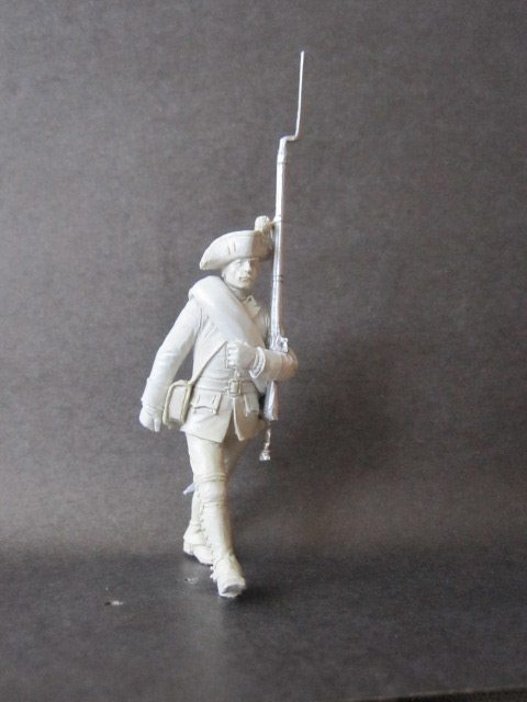 Sculpture: Musketeer, 1758, photo #3