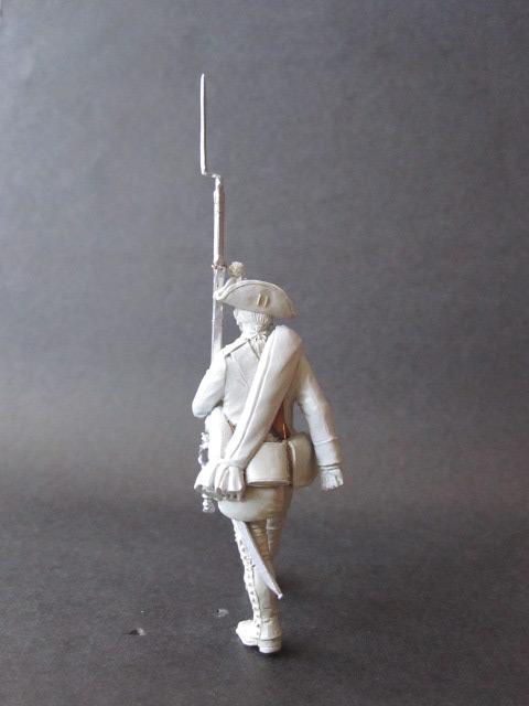 Sculpture: Musketeer, 1758, photo #5