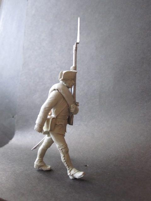Sculpture: Musketeer, 1758, photo #7