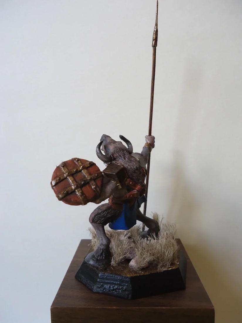 Miscellaneous: Minotaur, photo #8
