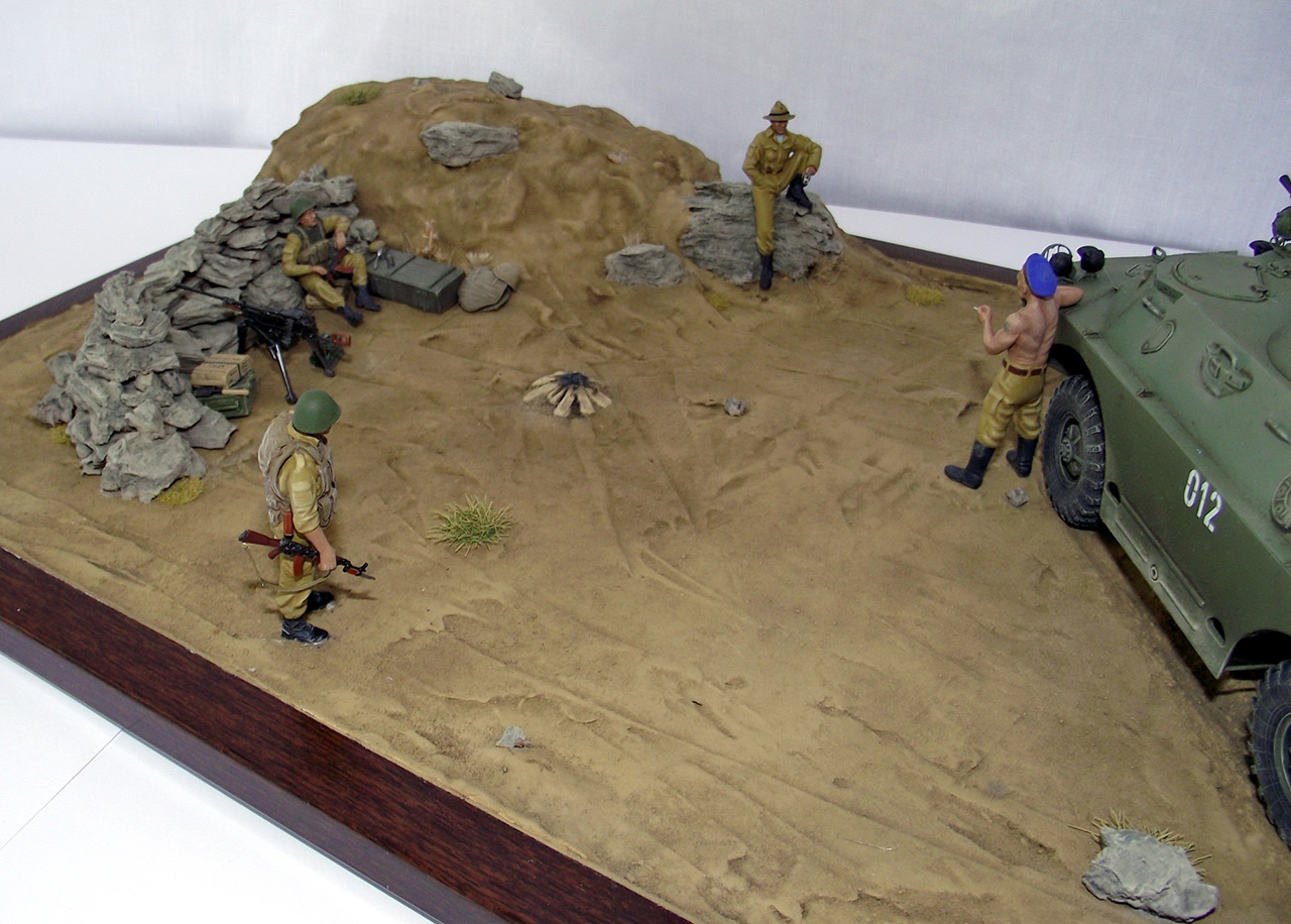 Dioramas and Vignettes: Demobilization is soon!, photo #36