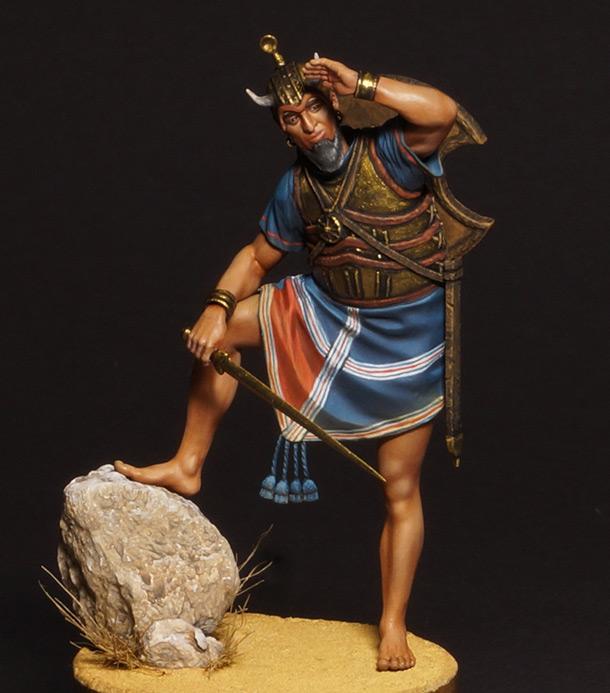 Figures: Sherden warrior