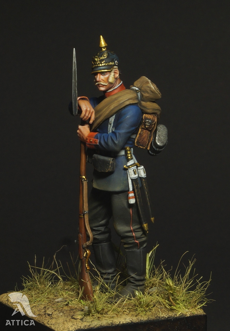 Figures: Prussian soldier, photo #8