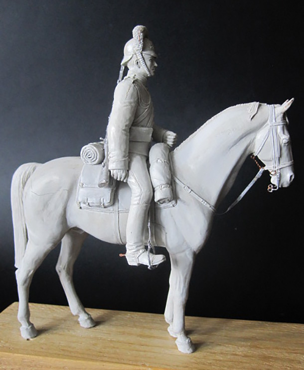 Sculpture: Dragoon, 1913