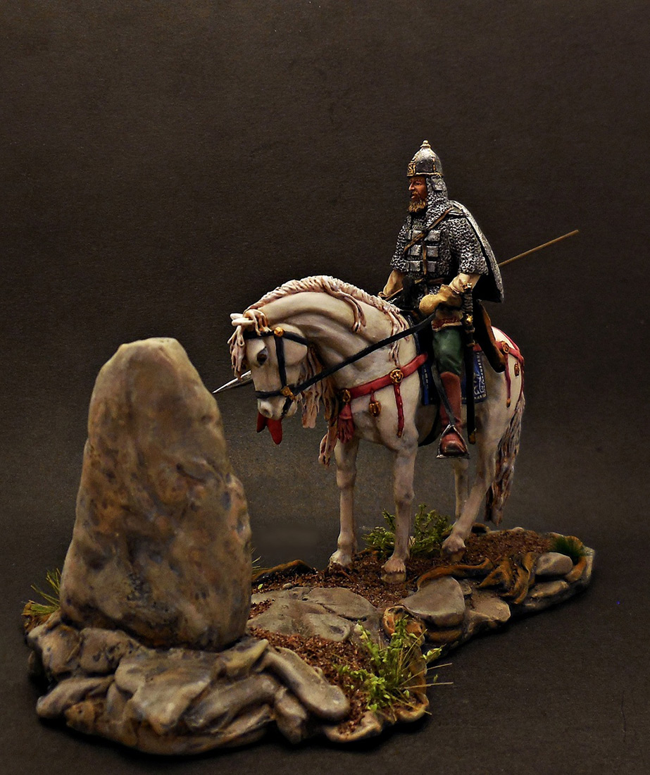 Dioramas and Vignettes: Warrior at the crossroad, photo #3