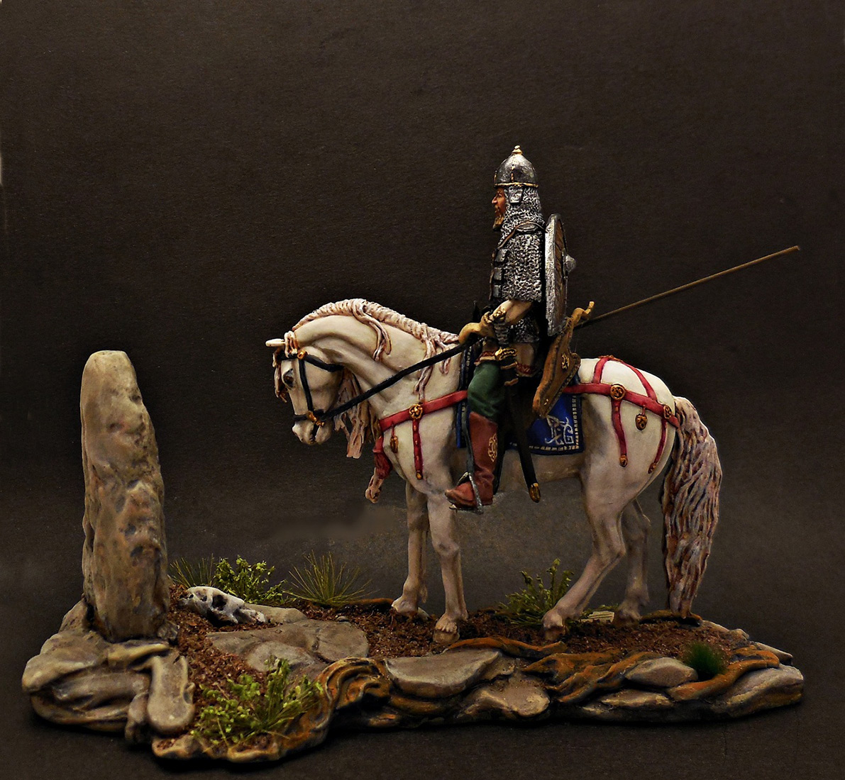 Dioramas and Vignettes: Warrior at the crossroad, photo #4