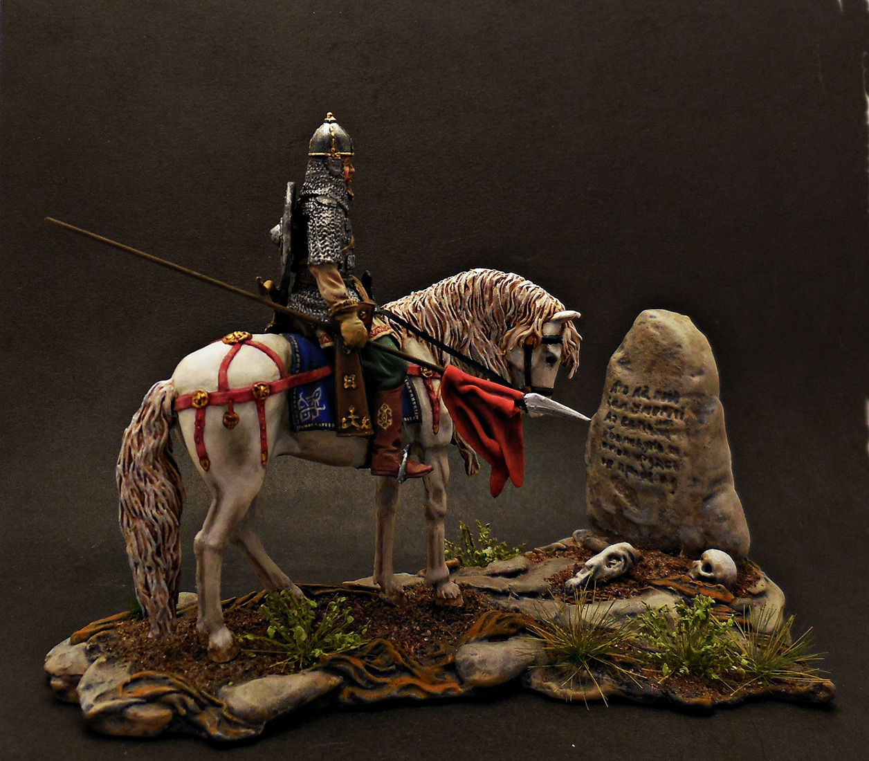 Dioramas and Vignettes: Warrior at the crossroad, photo #7