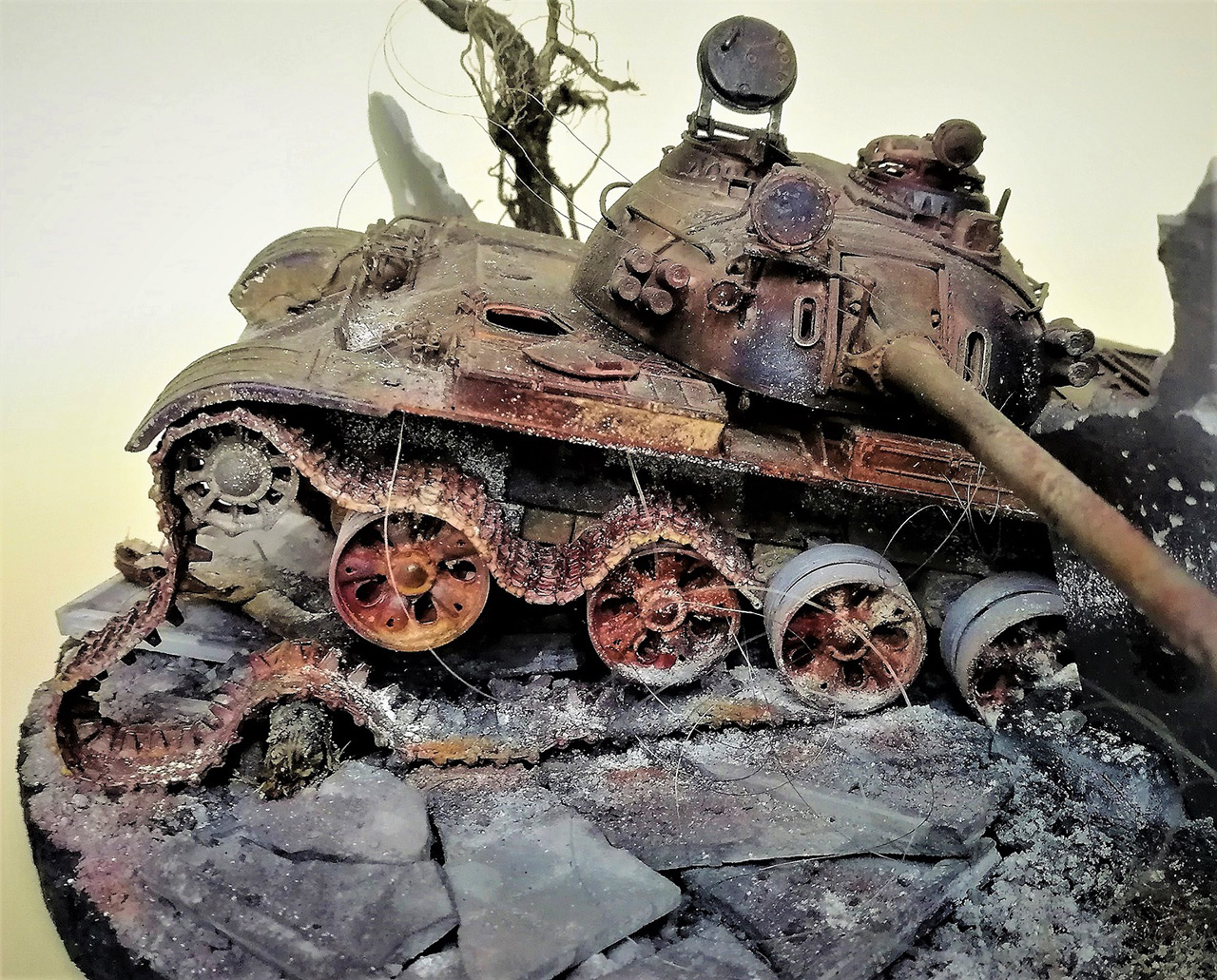 Dioramas and Vignettes: Through the Fire of History, photo #22