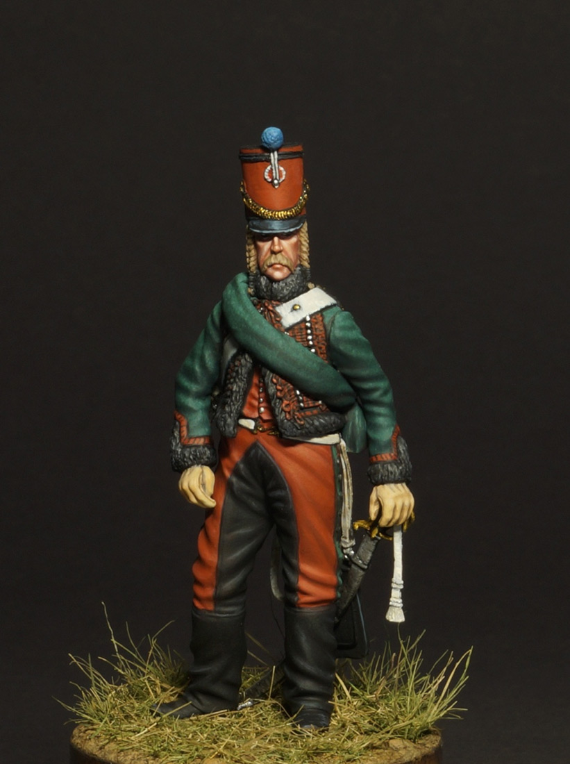 Figures: French Hussar, photo #7