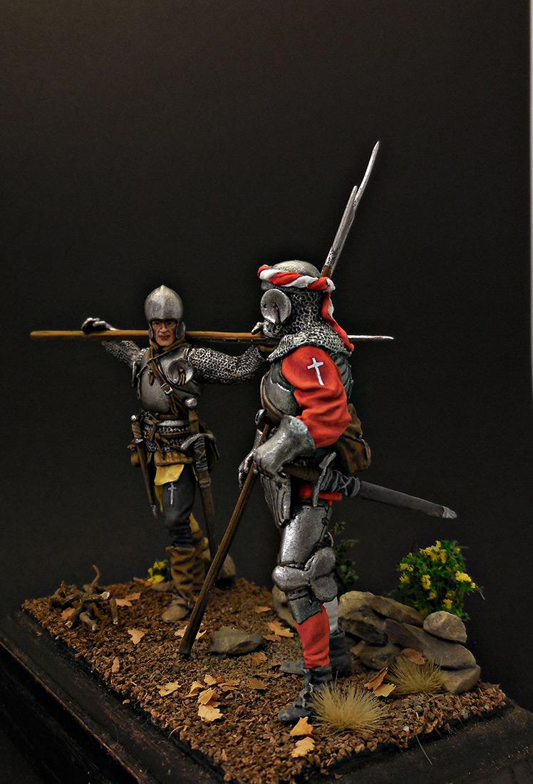 Figures: Swiss guards, photo #2