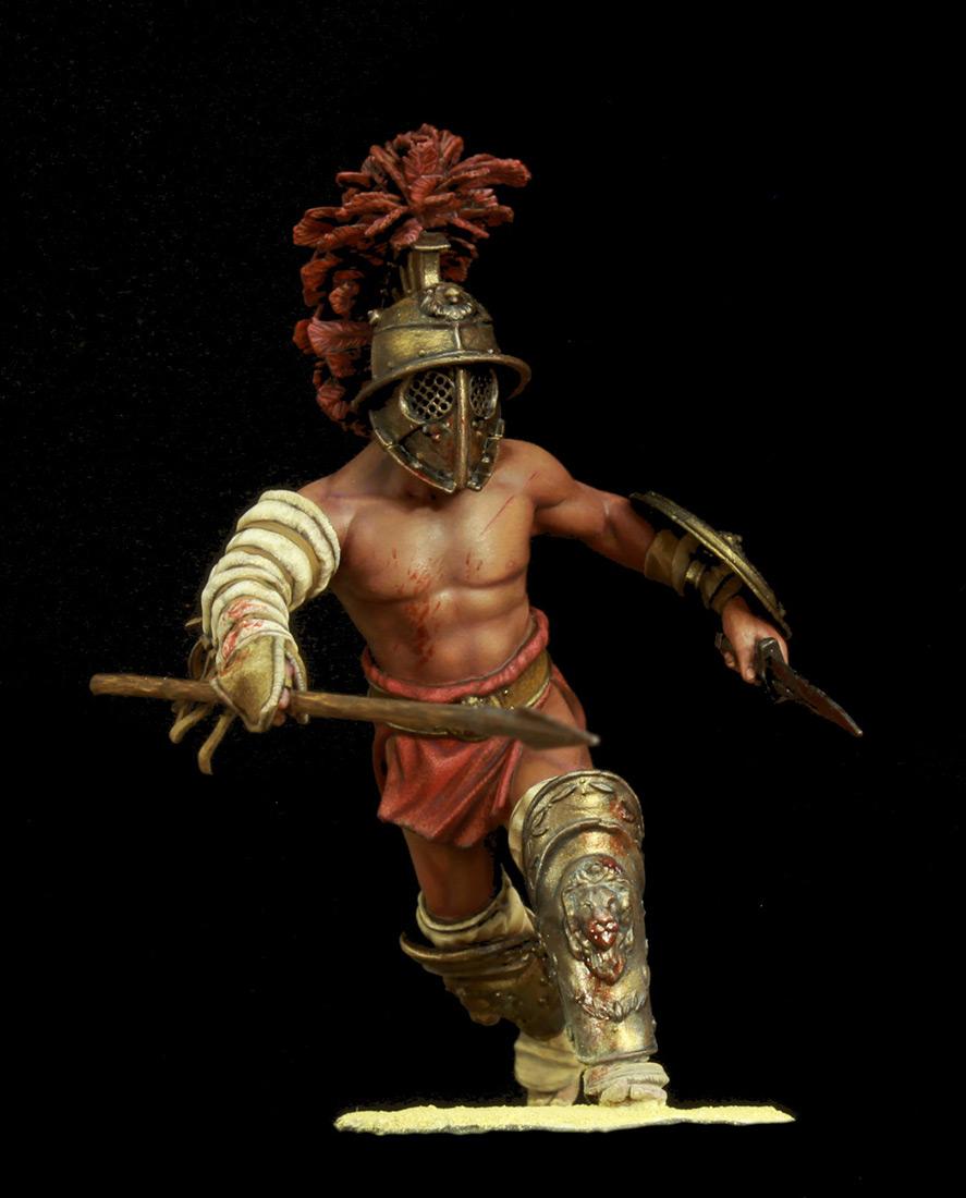 Figures: Hoplomachus, photo #1