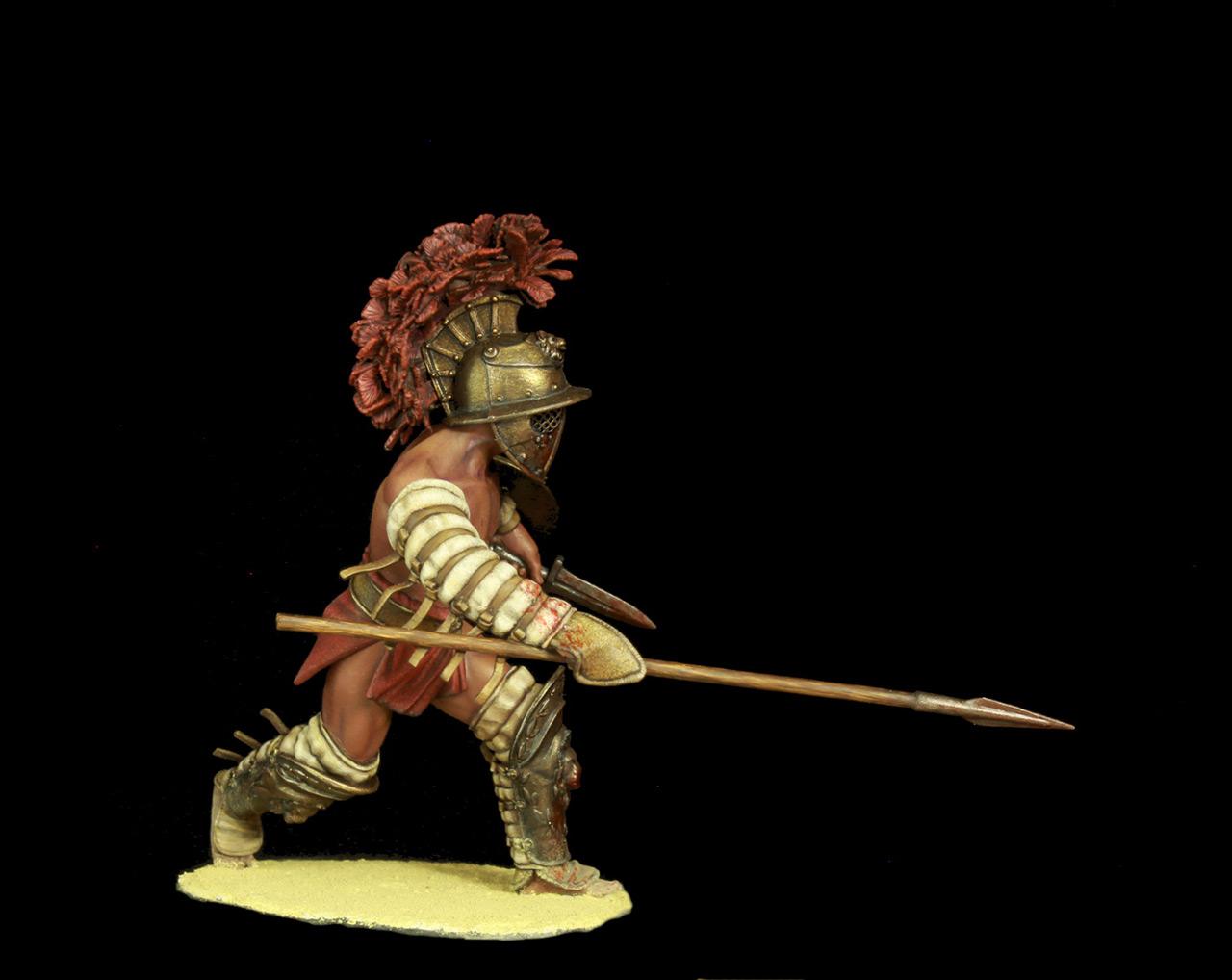 Figures: Hoplomachus, photo #3