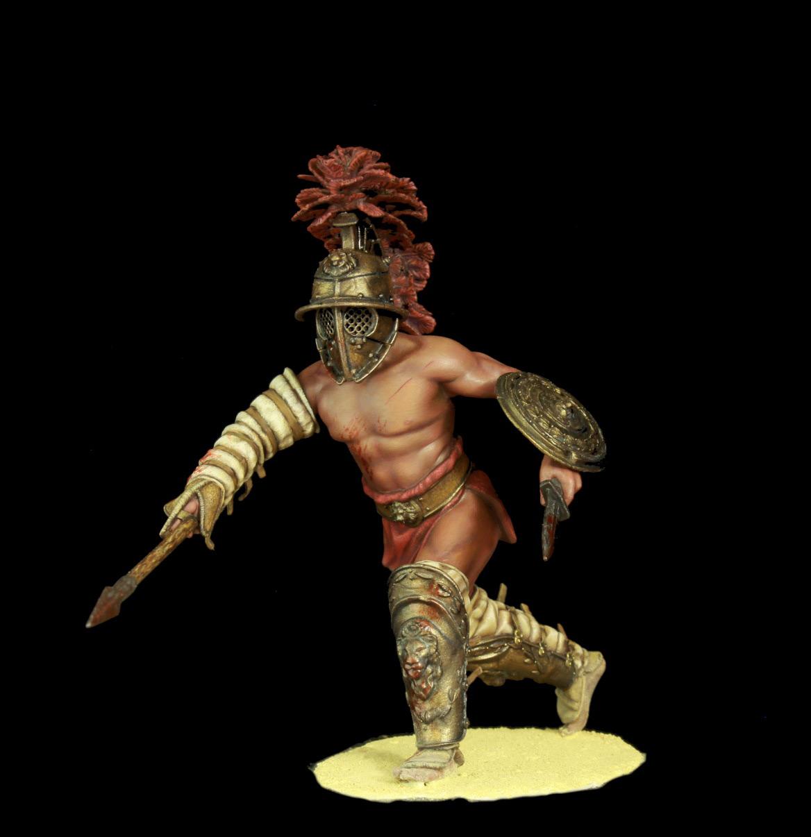 Figures: Hoplomachus, photo #7