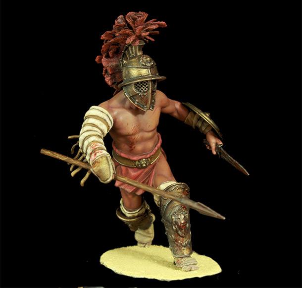 Figures: Hoplomachus