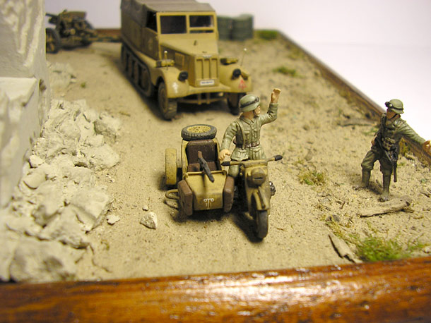 Dioramas and Vignettes: 15th Panzer Division