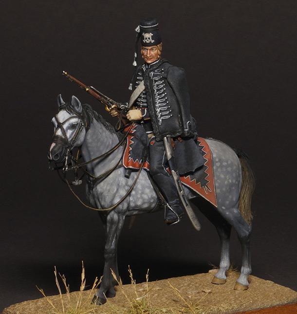 Figures: Prussian hussar