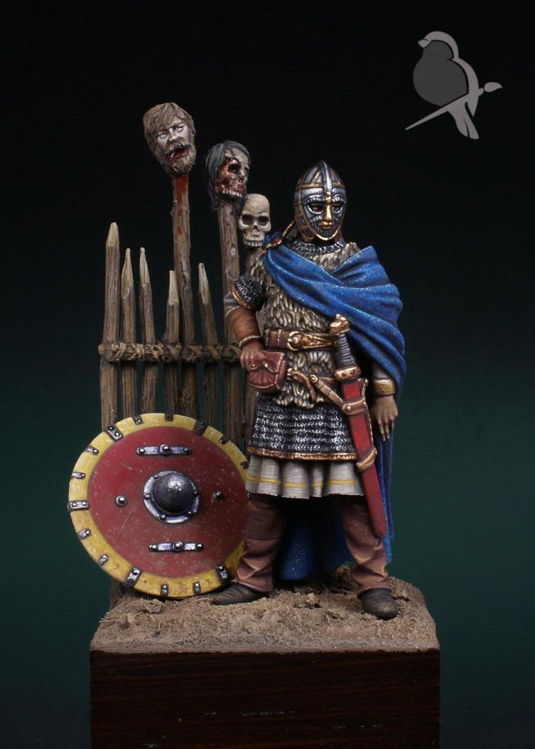 Figures: Saxon warlord, photo #1