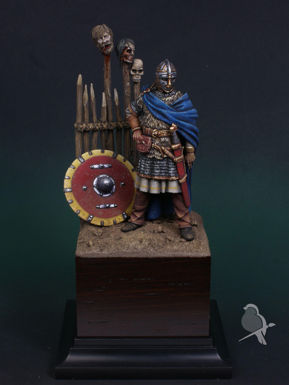 Figures: Saxon warlord, photo #11