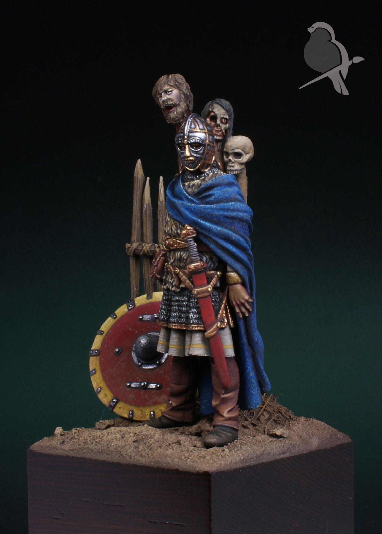 Figures: Saxon warlord, photo #2