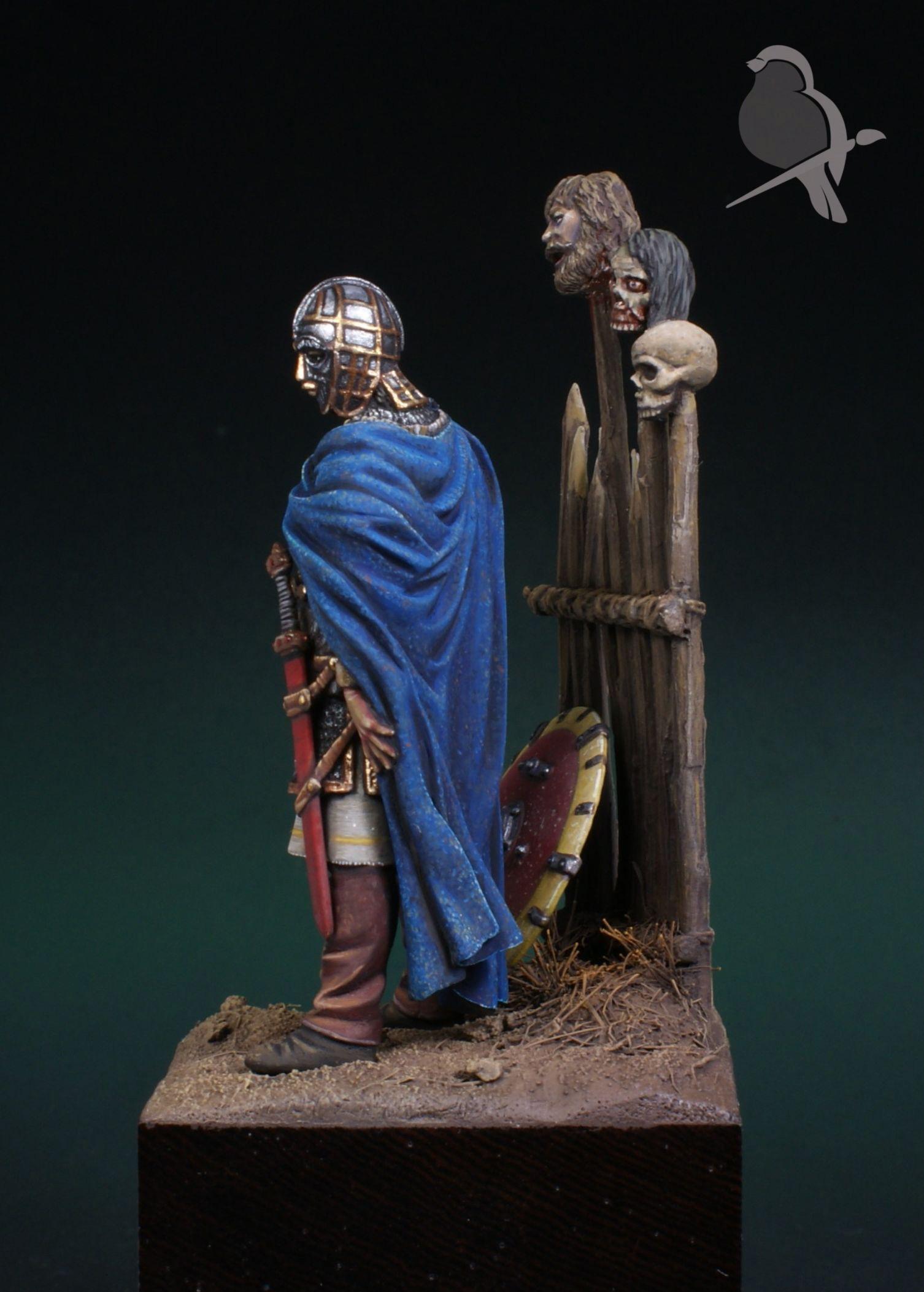 Figures: Saxon warlord, photo #3