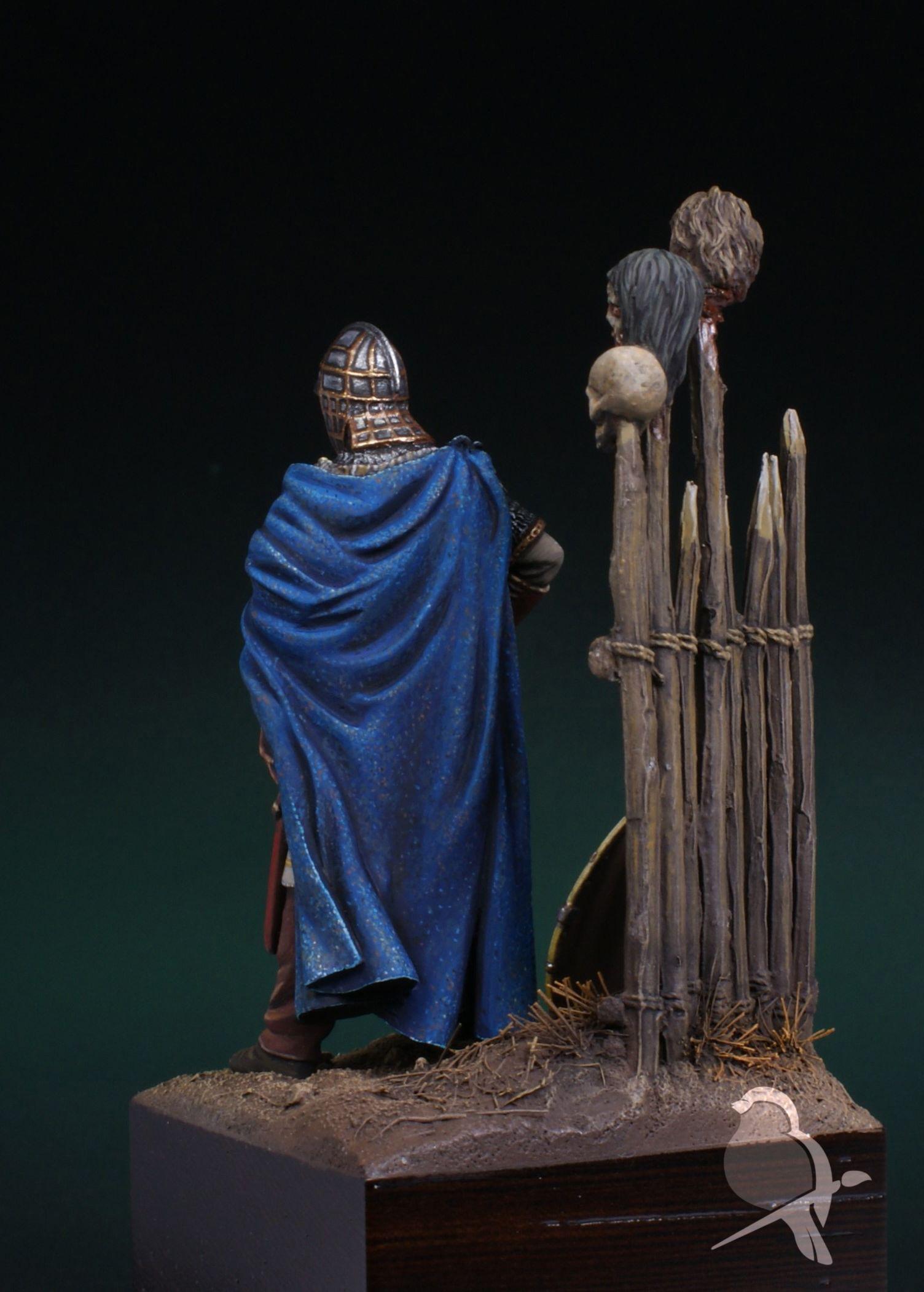 Figures: Saxon warlord, photo #4