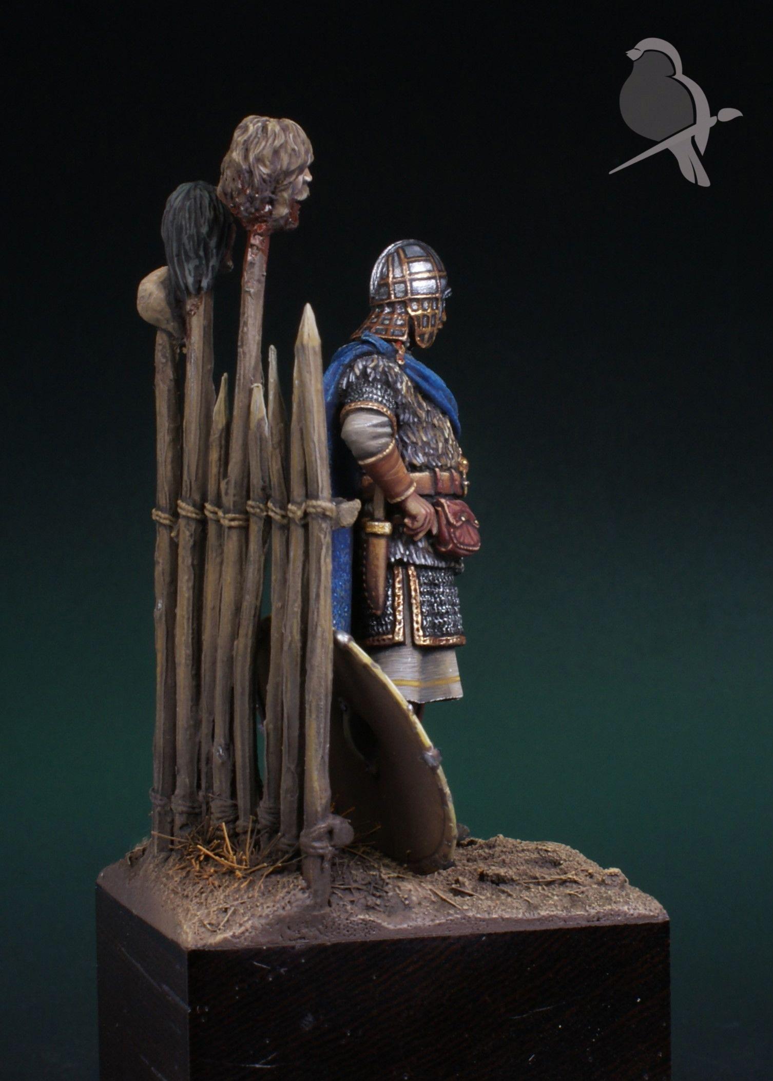 Figures: Saxon warlord, photo #5