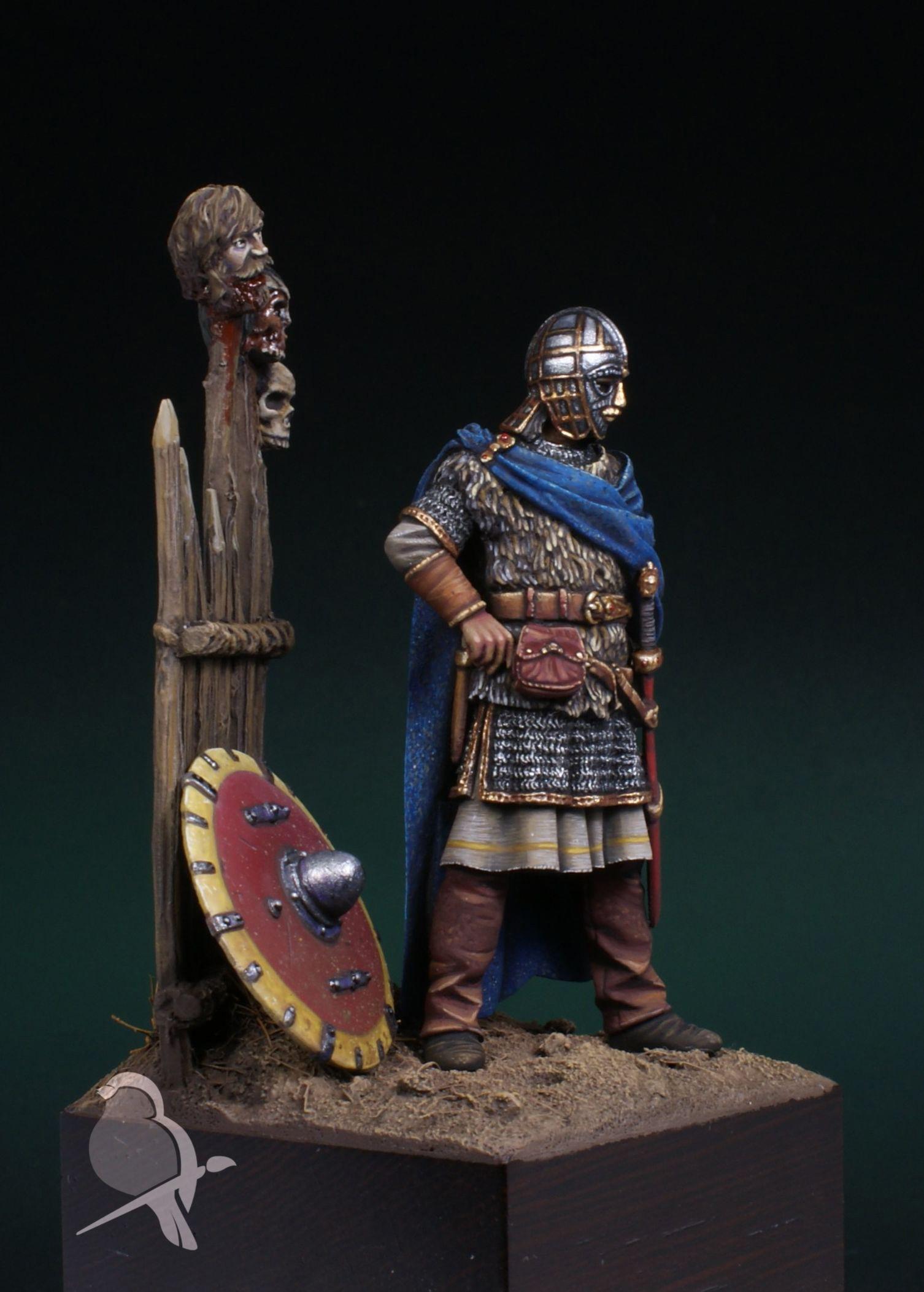 Figures: Saxon warlord, photo #6