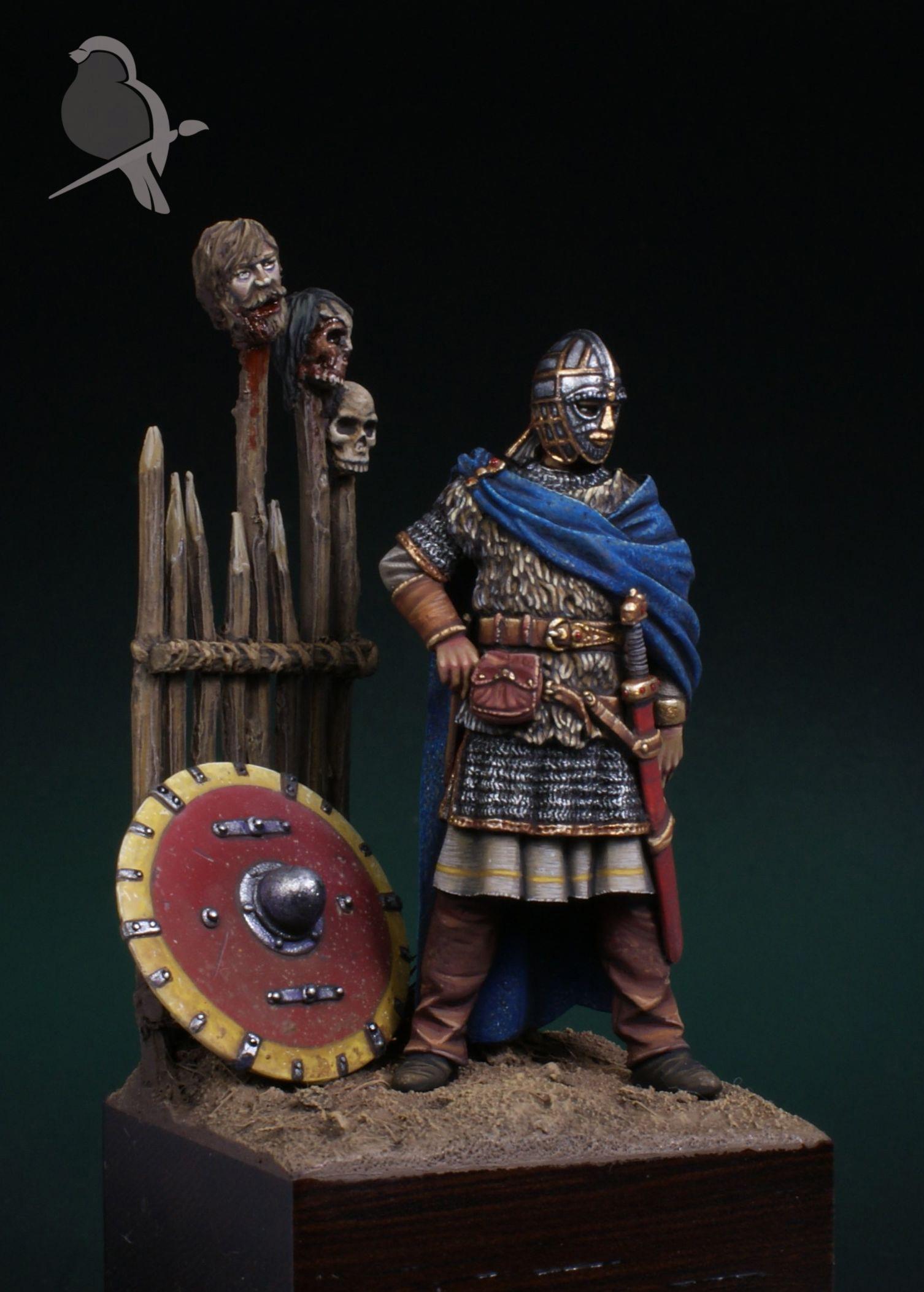 Figures: Saxon warlord, photo #7