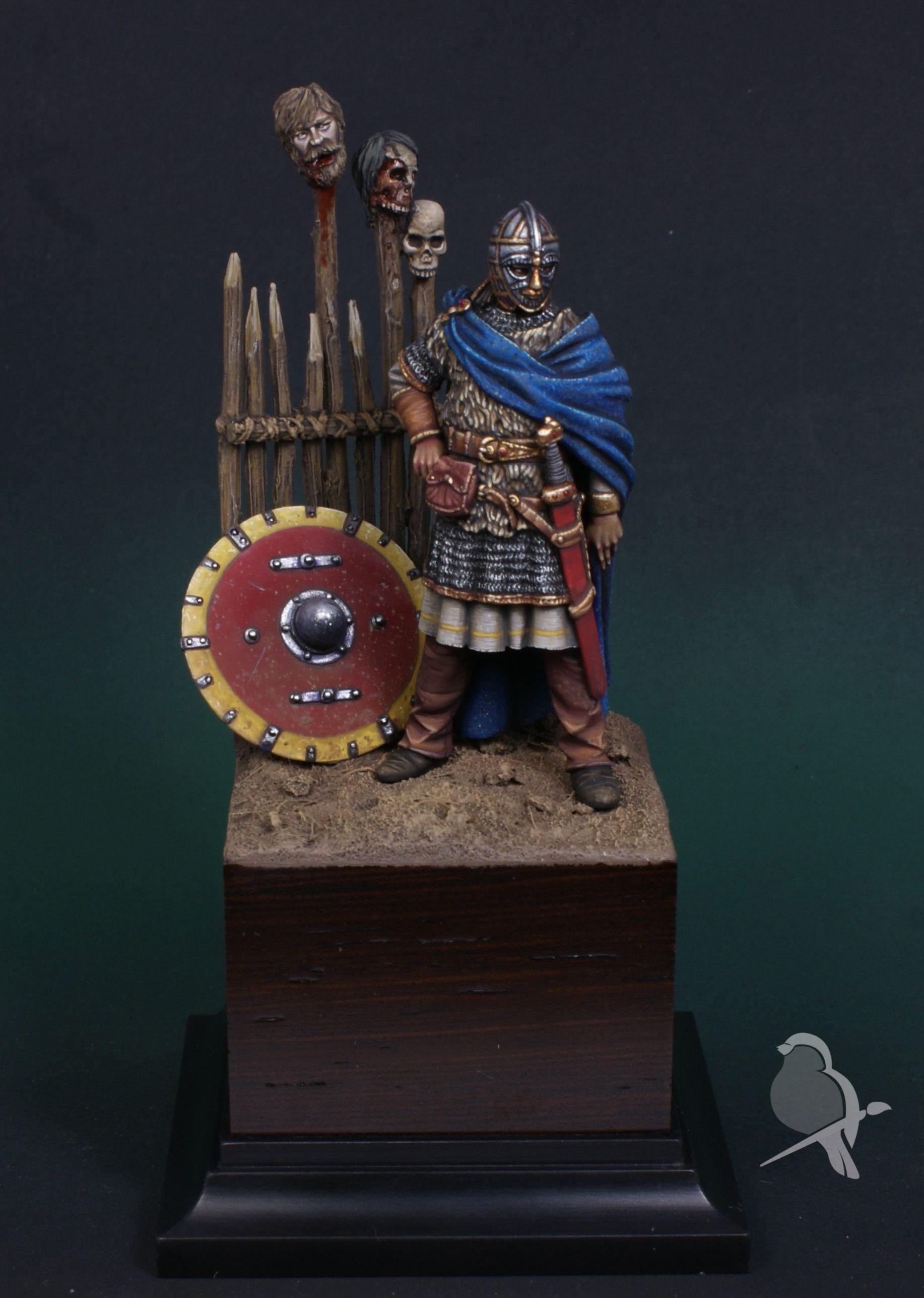 Figures: Saxon warlord, photo #8