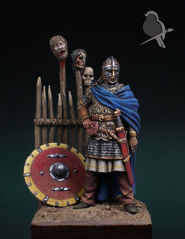Figures: Saxon warlord