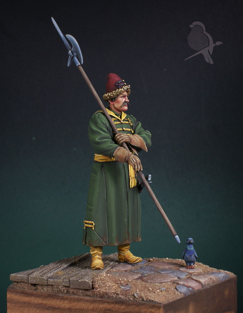 Dioramas and Vignettes: Two buddies, photo #5