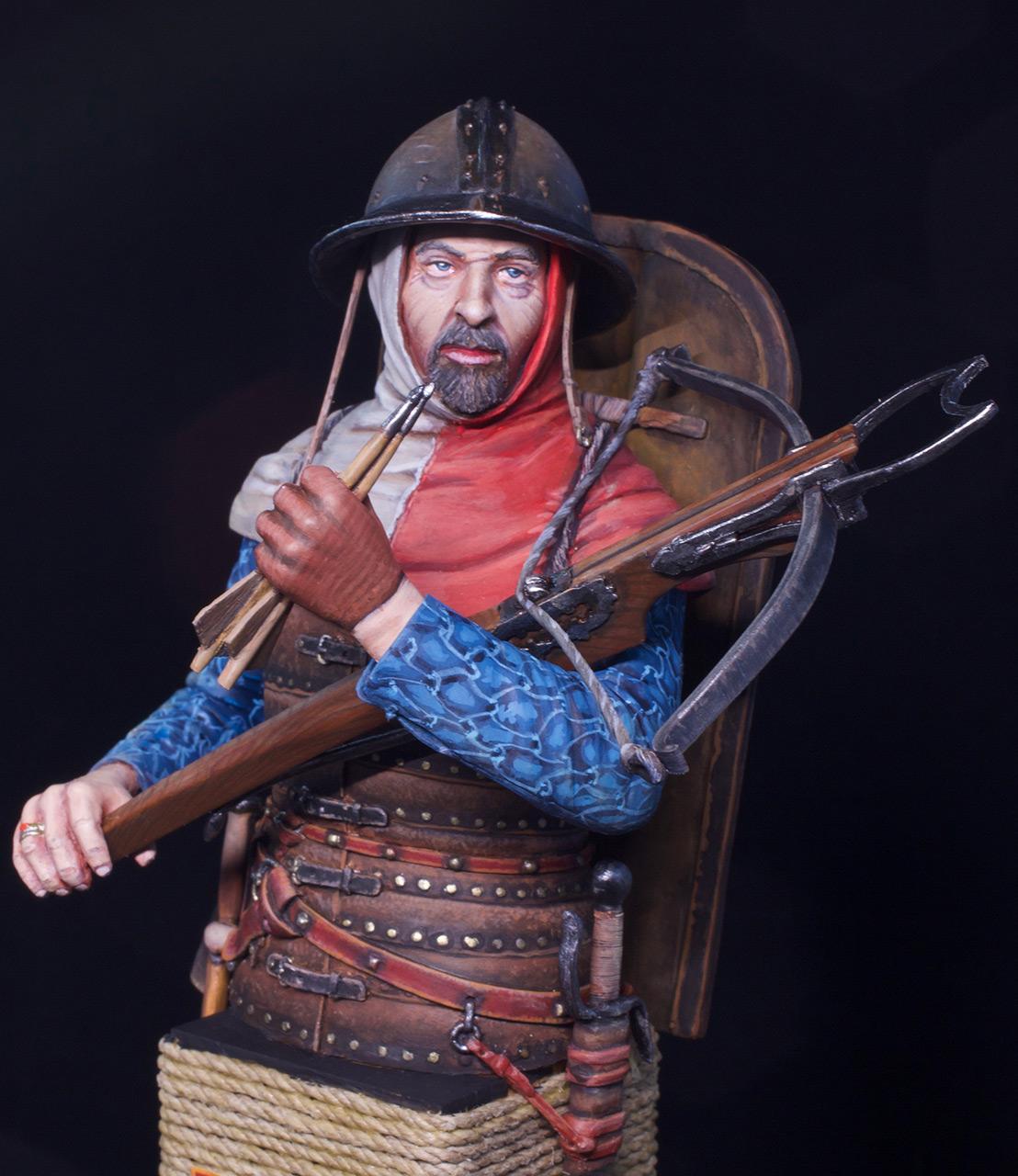 Figures: Crossbowman, photo #10