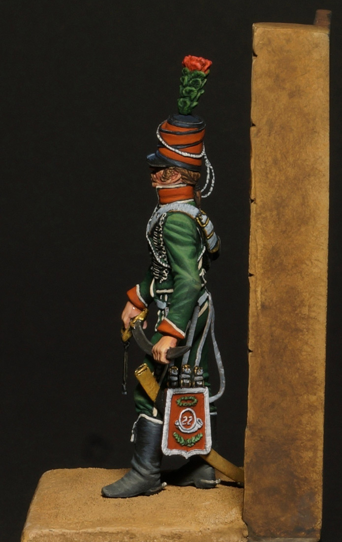 Figures: Horse Chasseur, photo #4
