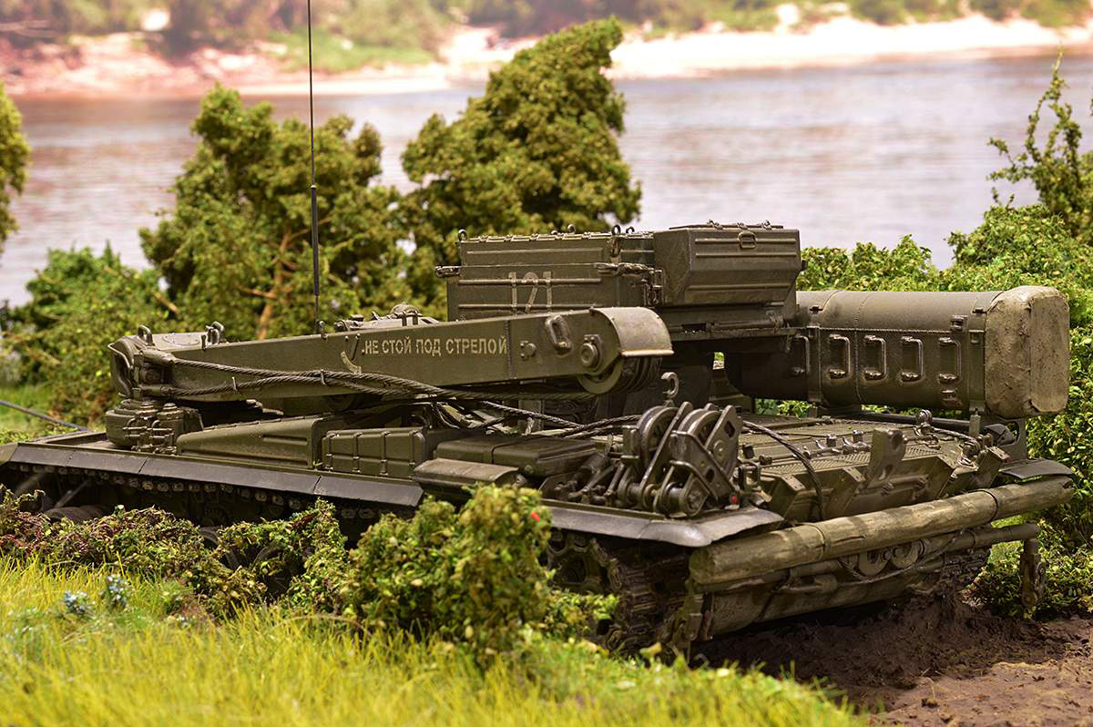 Dioramas and Vignettes: T-34/76 STZ. Rebirth of the Hero. Part II, photo #10