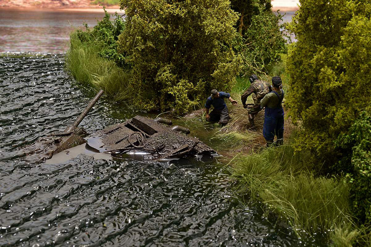 Dioramas and Vignettes: T-34/76 STZ. Rebirth of the Hero. Part II, photo #16