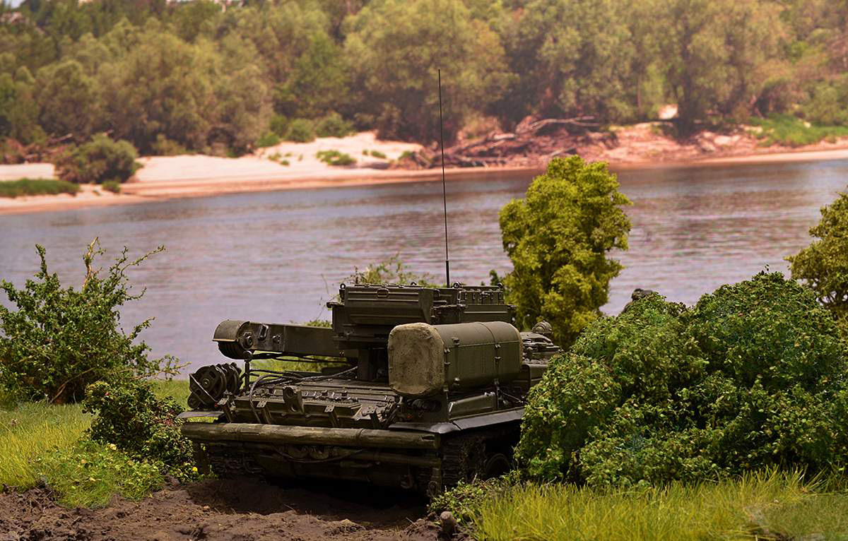 Dioramas and Vignettes: T-34/76 STZ. Rebirth of the Hero. Part II, photo #17