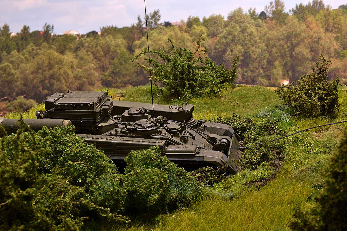 Dioramas and Vignettes: T-34/76 STZ. Rebirth of the Hero. Part II, photo #20
