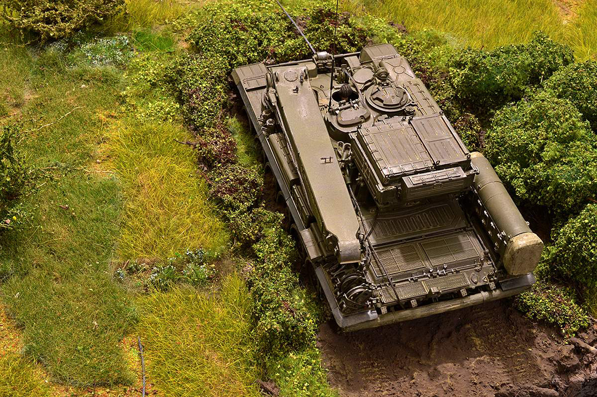Dioramas and Vignettes: T-34/76 STZ. Rebirth of the Hero. Part II, photo #21