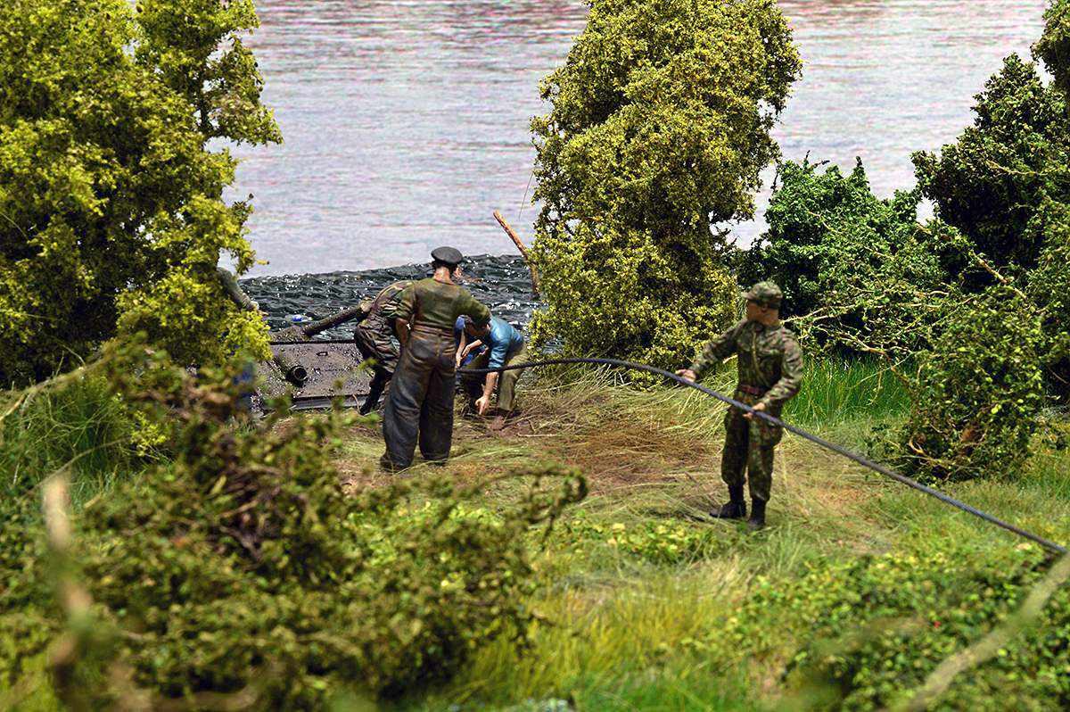 Dioramas and Vignettes: T-34/76 STZ. Rebirth of the Hero. Part II, photo #27