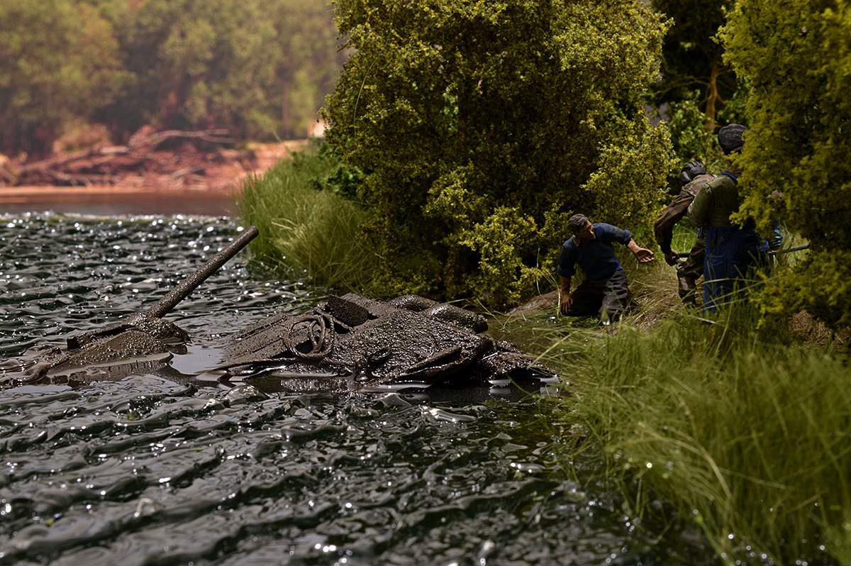 Dioramas and Vignettes: T-34/76 STZ. Rebirth of the Hero. Part II, photo #28